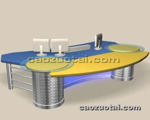 操作台网提供生产广电行业直播桌厂家