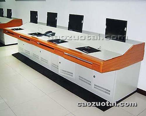 操作台网提供生产豪华四联控制台厂家