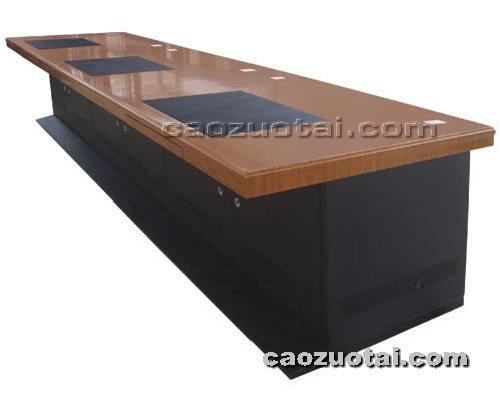 操作台网提供生产豪华办公桌厂家