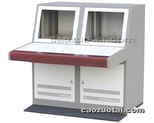 操作台网提供生产木扶手双联厂家