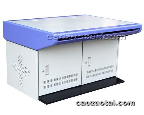 操作台网提供生产精致琴台式操作台厂家