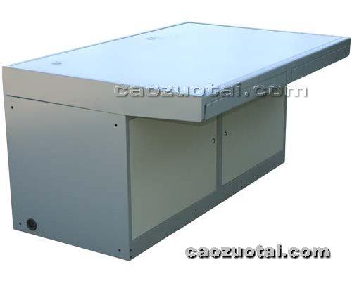 操作台网提供生产全钢双联控制台厂家