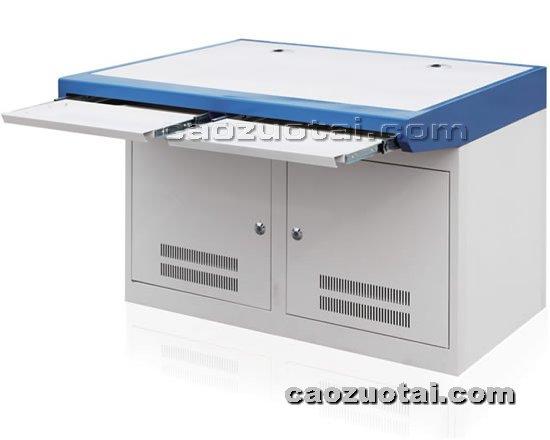 操作台网提供生产二联包边操作台厂家
