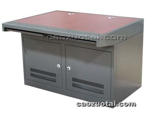 操作台网提供生产台面镶木面操作台厂家