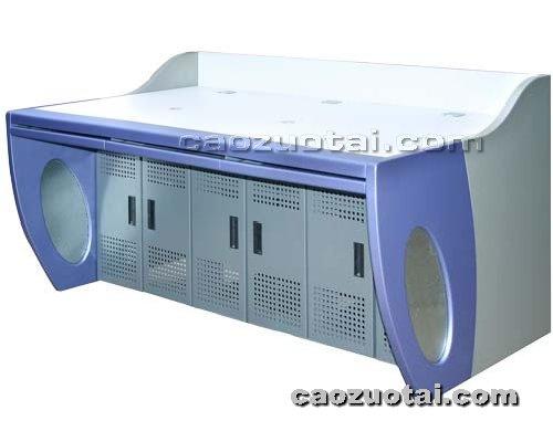 操作台网提供生产圆形控制台厂家