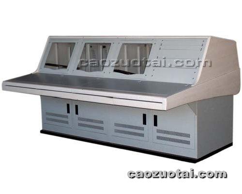 操作台网提供生产标准不绣钢操作台厂家