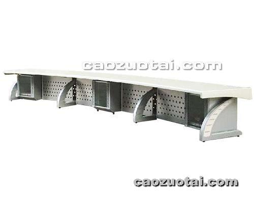 操作台网提供生产豪华不锈钢操作台厂家