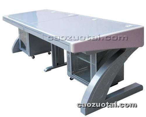 操作台网提供生产多媒体不锈钢操作台厂家