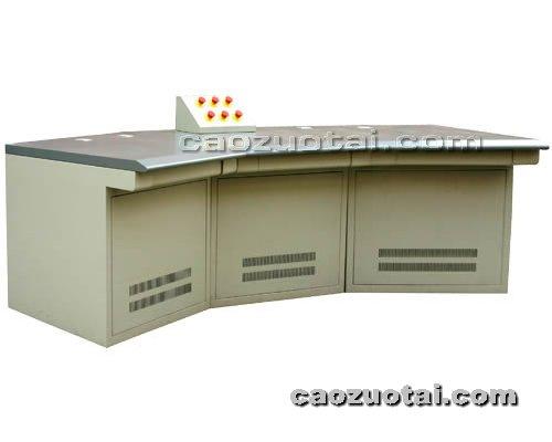 操作台网提供生产计算机不锈钢操作台