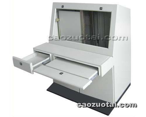 操作台网提供生产单联液晶工业操作台厂家