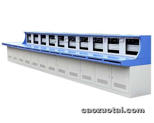 操作台网提供生产加长二层操作台厂家