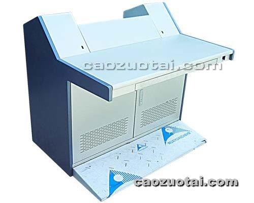 操作台网提供生产普通单联操作台厂家