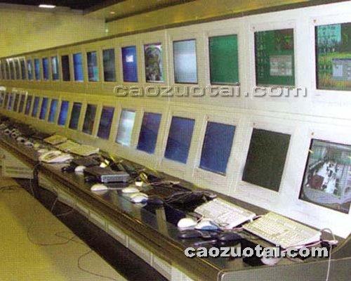 操作台网提供生产电视墙监控操作台厂家