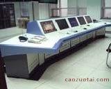 斜顶液晶监控台