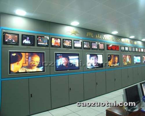 操作台网提供生产多媒体电视墙厂家