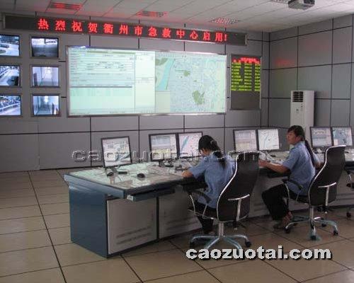 操作台网提供生产合式电视墙厂家
