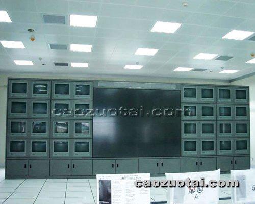 操作台网提供生产液晶背投电视墙厂家