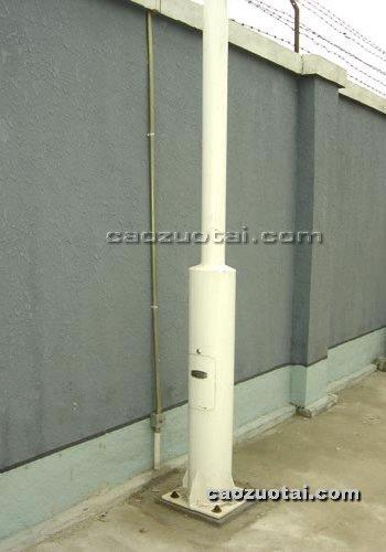 操作台网提供生产监控立杆厂家