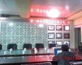 明缝电视墙