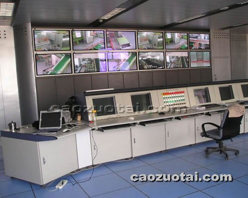 操作台网提供生产精致拼接式电视屏幕墙厂家