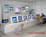 液晶拼装电视墙