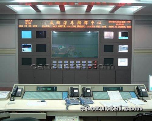 操作台网提供生产安防电视墙柜厂家