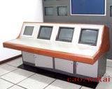 电脑操作台