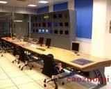 非线性编辑机房操作台