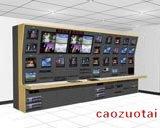 背光板电视墙