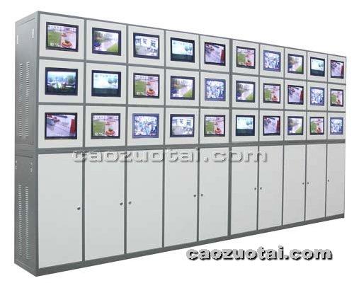 操作台网提供生产监控拼接屏电视墙柜厂家