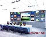 安防电视墙