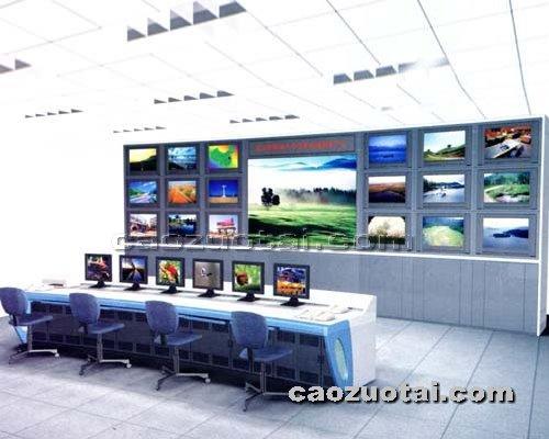 操作台网提供生产安防电视墙厂家