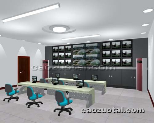 操作台网提供生产定制安防电视墙厂家